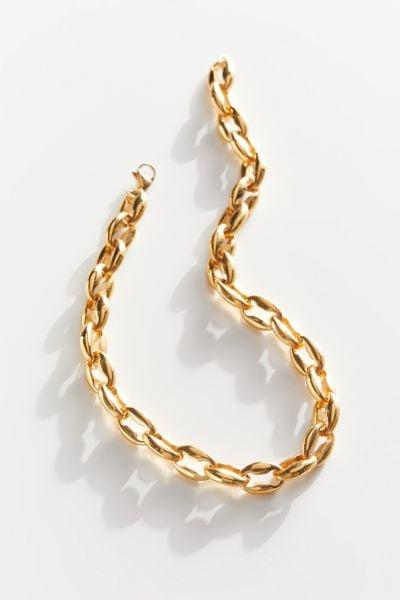 Ellie Vail Freya Chunky Chain Necklace