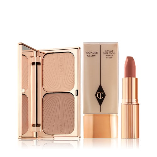 Charlotte Tilbury Backstage Beauty Secrets Face Kit