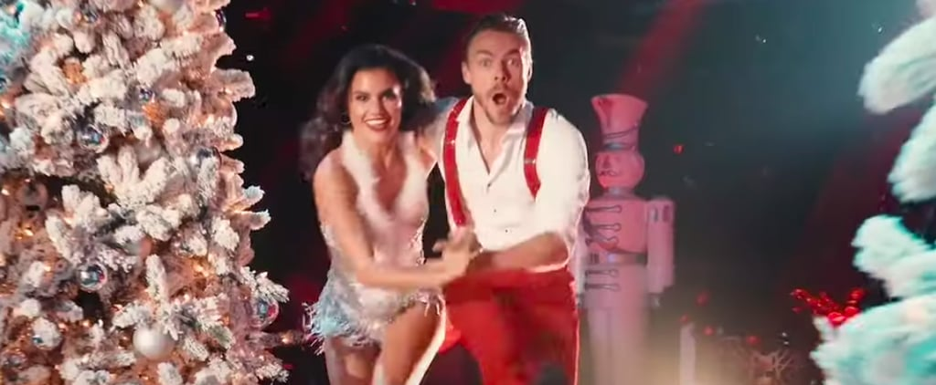 Derek Hough and Hayley Erbert Disney Singalong Performance
