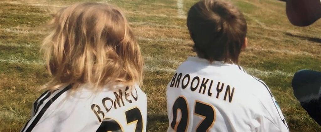 The Beckhams Wish Romeo Happy 18th Birthday on Instagram