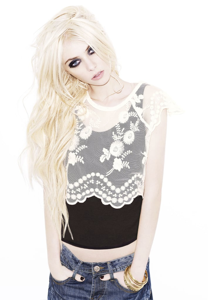More Photos of Tayor Momsen in New Look for Spring Summer 2010