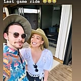 Hilary Duff and Matthew Koma Honeymoon in South Africa