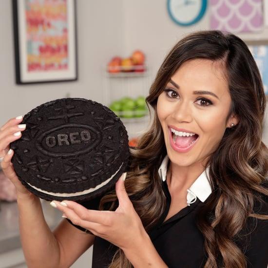 Giant Oreo Cookie Recipe