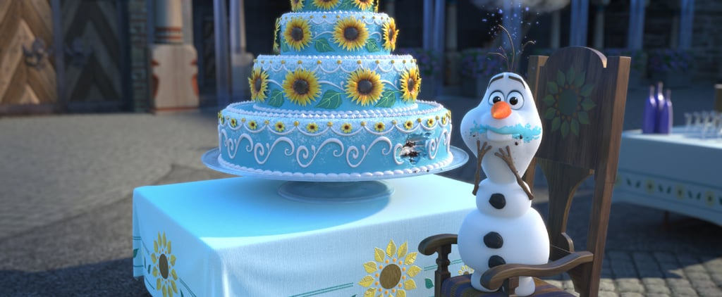 Watch the First Footage From Frozen Fever