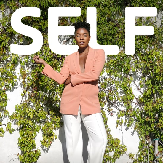 Zaya Wade Photographs Gabrielle Union For Self Cover