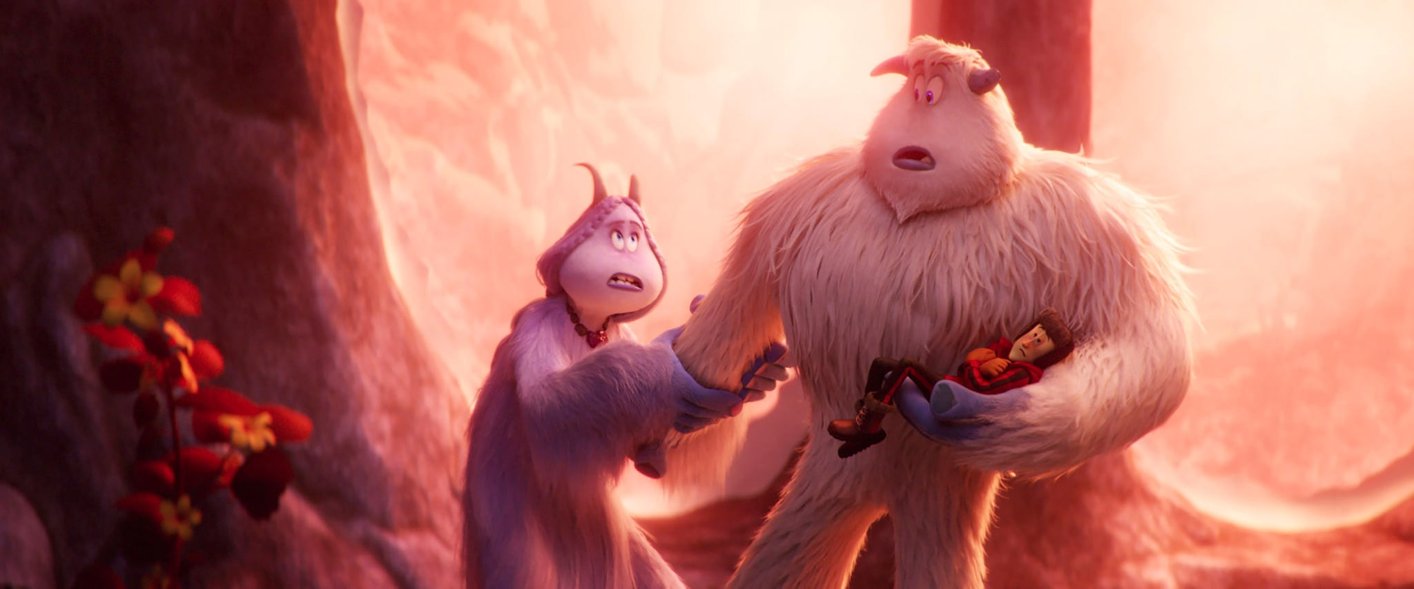 Smallfoot 2018 11 Movie And Tv Show Roles That Prove Zendaya More Than Deserves Her Emmy Win Popsugar Entertainment Photo 10