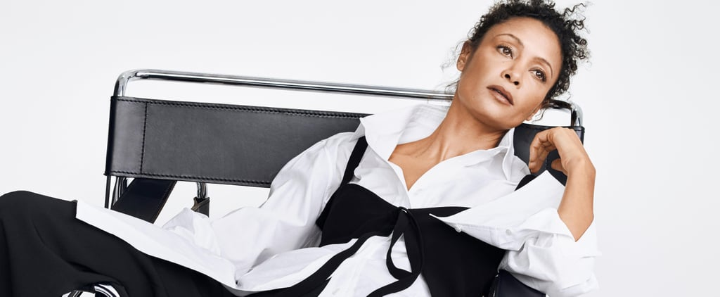 Thandie Newton The Edit Magazine Interview January 2017