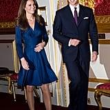 Kate's Engagement Dress