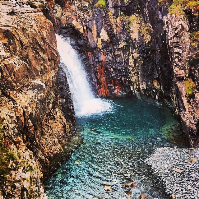 See The Fairy Pools In Scotland