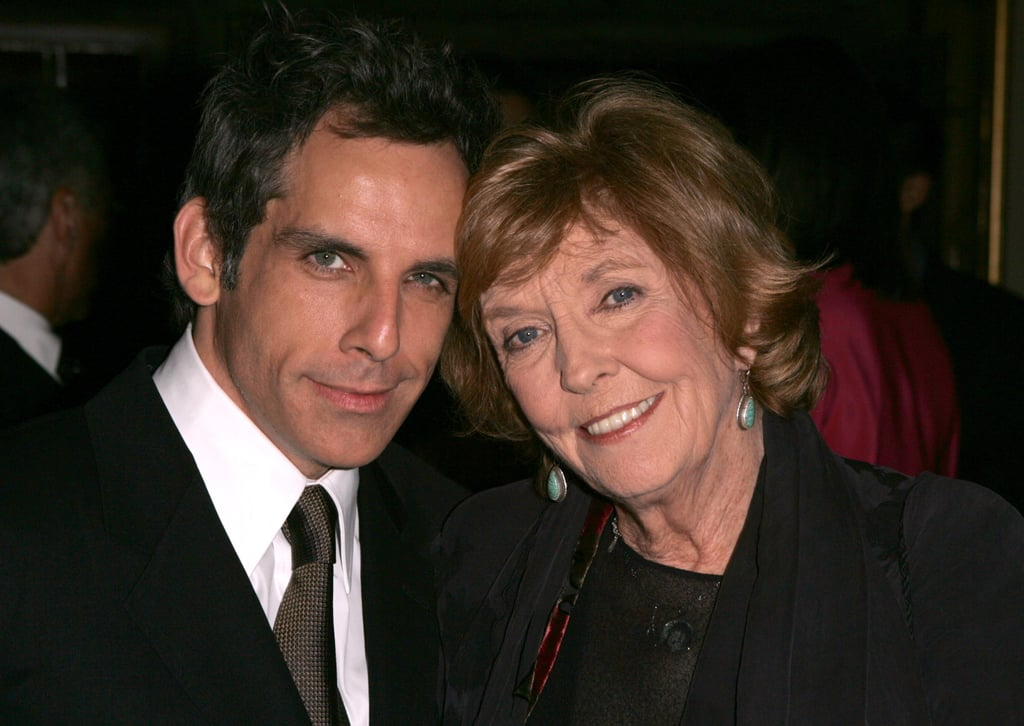 """Ben Stiller's mum, comedic actress Anne Meara, died at age 85 on Saturday, People reports. In a statement, the family said, """"The Stiller family is deeply saddened to share the beloved Anne Meara passed away last night at the age of 85. She is survived by her husband and partner in life, Jerry Stiller. The two were married for 61 years and worked together almost as long."""" Throughout her long Hollywood career, Anne appeared on several TV shows, including everything from The Ed Sullivan Show to Seinfeld to The King of Queens, frequently alongside her husband. On the big screen, Anne also starred with her son in movies like Heavy Weights and Zoolander. As the family said in their statement, """"Anne's memory lives on in the hearts of daughter Amy, son Ben, her grandchildren, her extended family and friends, and the millions she entertained as an actress, writer, and comedienne."""""""