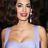 Amal Clooney's Gown Looks Even More Spectacular When It Catches the Light