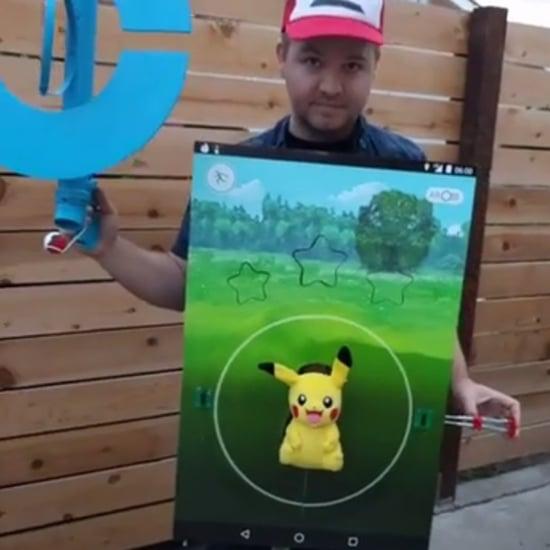 Pokemon Go App Halloween Costume