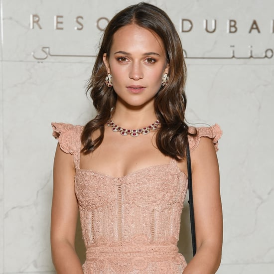 Alicia Vikander Tomb Raider Diet