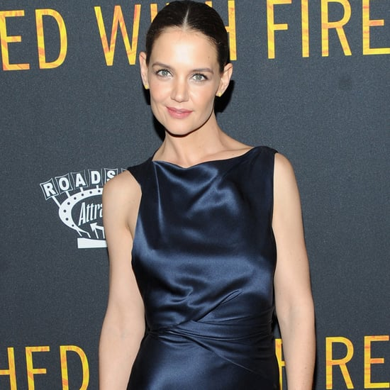 Katie Holmes at Touched With Fire NY Premiere | Pictures