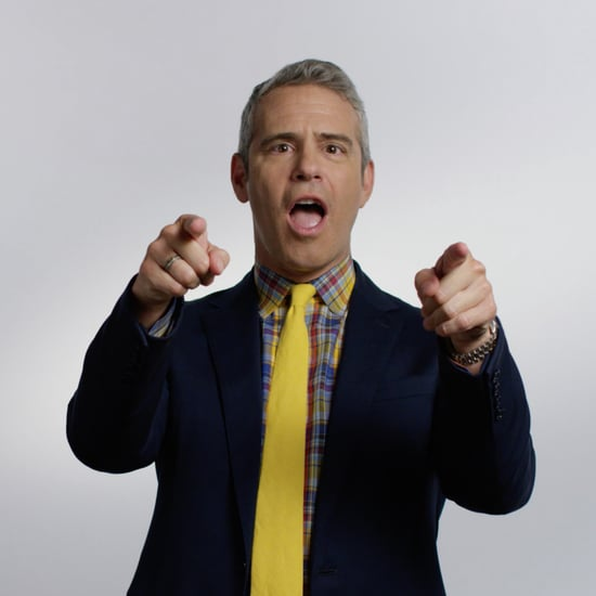 Andy Cohen Parenting 101 Video
