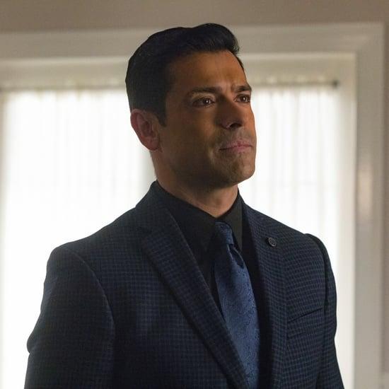 Who Plays Young Hiram on Riverdale Season 3?