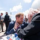 Prince Harry Fan Daphne Dunne Died