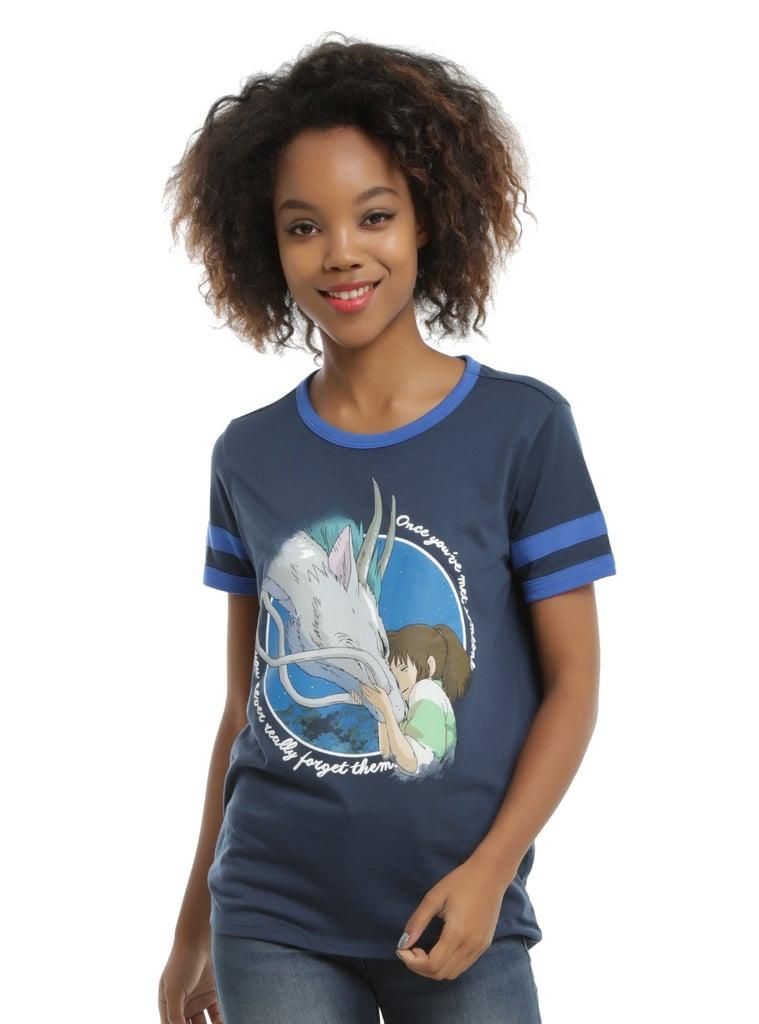 Spirited Away Never Forget T-Shirt ($23-$26, originally $27-$31)