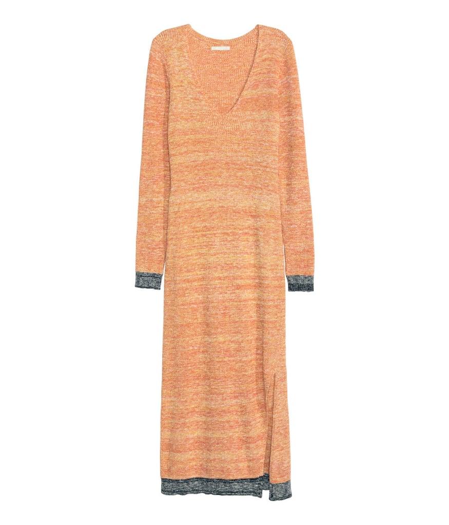 H&M Rib-Knit Dress ($50)