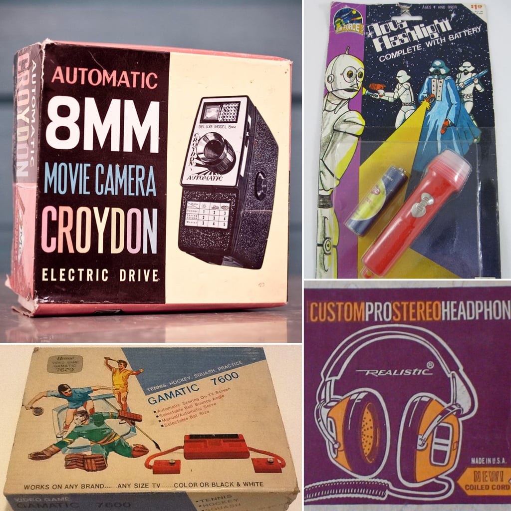 Old Technology Packaging