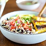 Gallo Pinto and Rice With Plantains