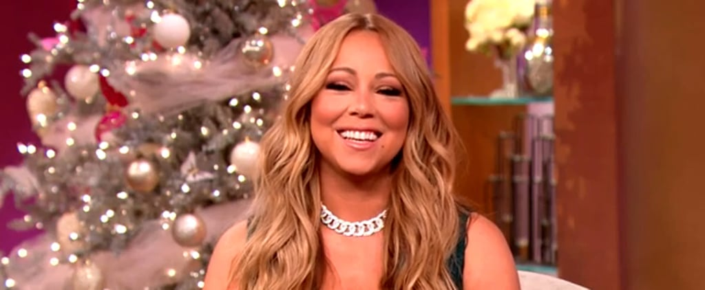 Mariah Carey Talks About Boyfriend James Packer 2015