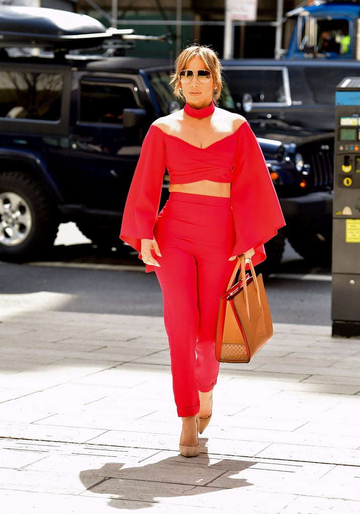 Jennifer Lopez Best Street Style Ever Popsugar Latina