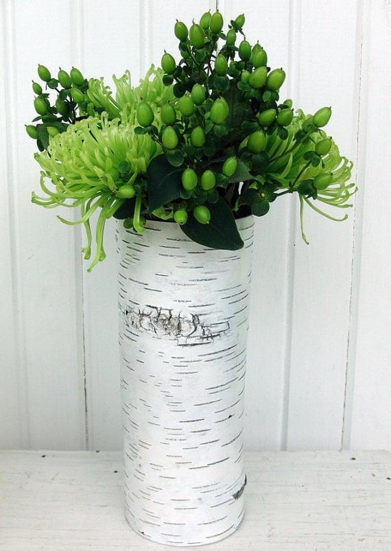 Birch Vase