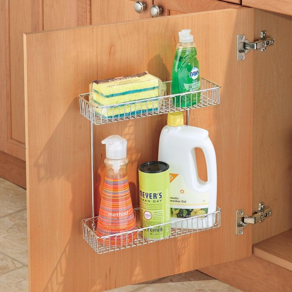 InterDesign Classico 2-Tier Shelf Organizer