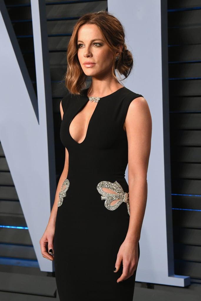 Kate Beckinsale Dress at Oscars Afterparty 2018