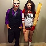 Joker and Harley Quinn From Suicide Squad