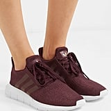 Adidas Swift Run Glittered Primeknit Sneakers