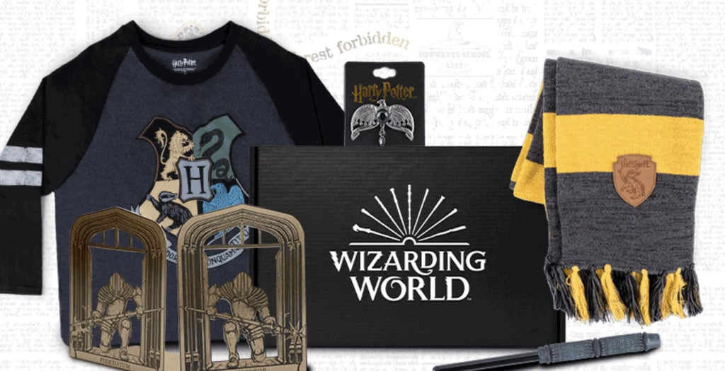 Wizarding World Crate Subscription Box