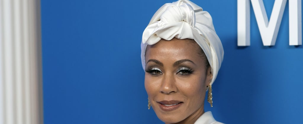 Jada Pinkett Smith Talking About Hair Loss