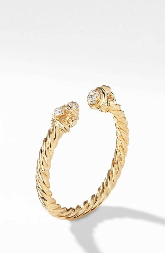 e3a5a38d9611 David Yurman 18K Renaissance Ring ( 950)
