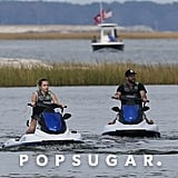 Liam Hemsworth and Miley Cyrus in Tybee Island Pictures