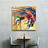 "Art Wall Linzi Lynn ""Windswept"" Gallery-Wrapped Canvas"