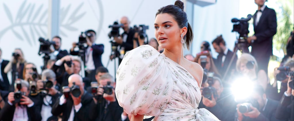 You Won't Want to Miss 1 Mesmerising Angle of Kendall Jenner's Cannes Dress