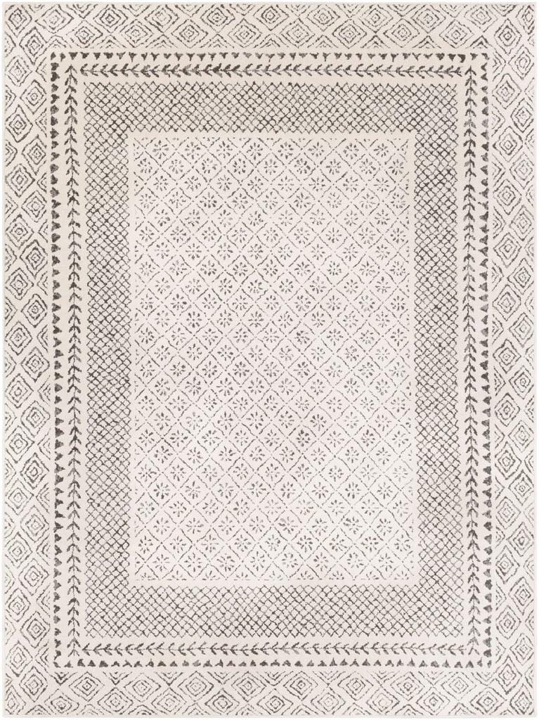 Art of Knot Salma Beige Bohemian Rug