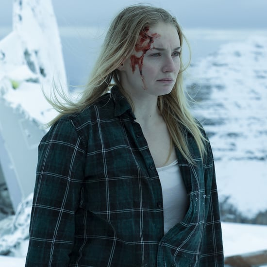 Sophie Turner Interview About Quibi's Survive