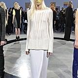 2011 Fall New York Fashion Week: Kimberly Ovitz