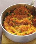 Carrots-and-Peas Orzo
