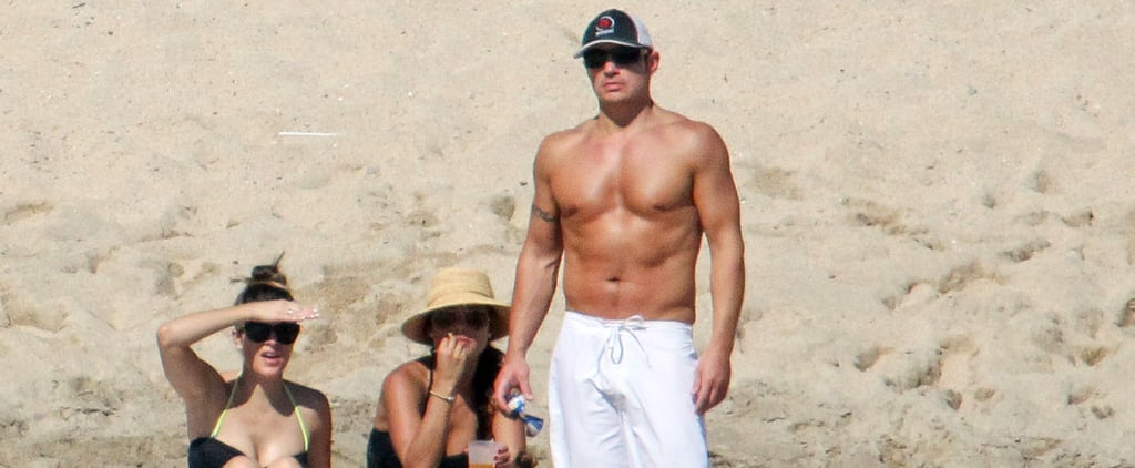 Shirtless Nick Lachey Is Still 98 Degrees of Sexy