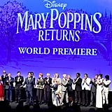 The Cast of Mary Poppins Returns at the LA Premiere 2018