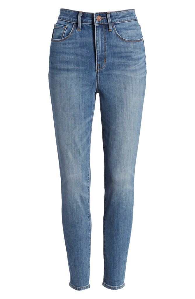 Charity High Waist Skinny Ankle Jeans