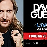 David Guetta Playing Dubai Atlantis the Palm | December 2016