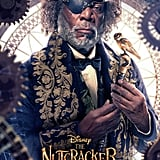 Morgan Freeman as Drosselmeyer