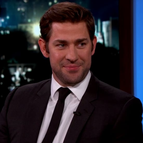 John Krasinski on Jimmy Kimmel Live Video August 2016