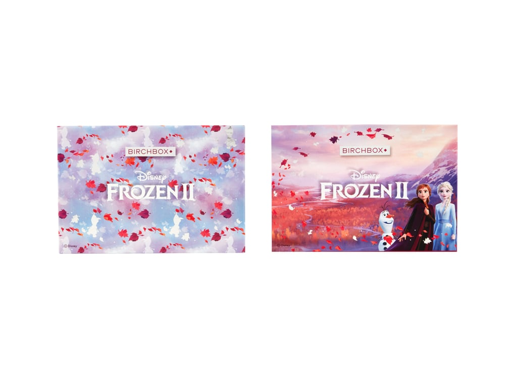 Birchbox Launch Frozen 2 Beauty Box
