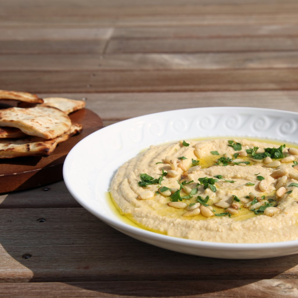 If you're in the mood for hummus . . .
